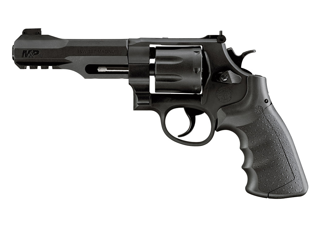 CO2 Softair Revolver Smith & Wesson M&P R8, Kaliber 6 mm BB (P18)