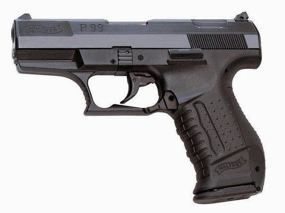 Пневматический пистолет Umarex Пистолет пневматический Walther CP99...