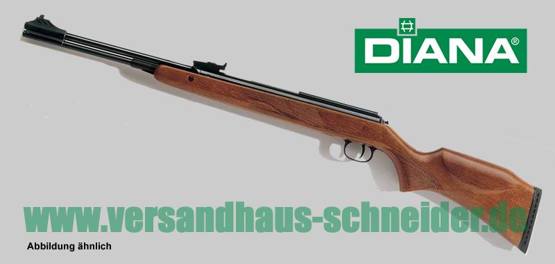 Starrlauf luftgewehr diana 430 unterhebelspanner kaliber 4 5 mm p18