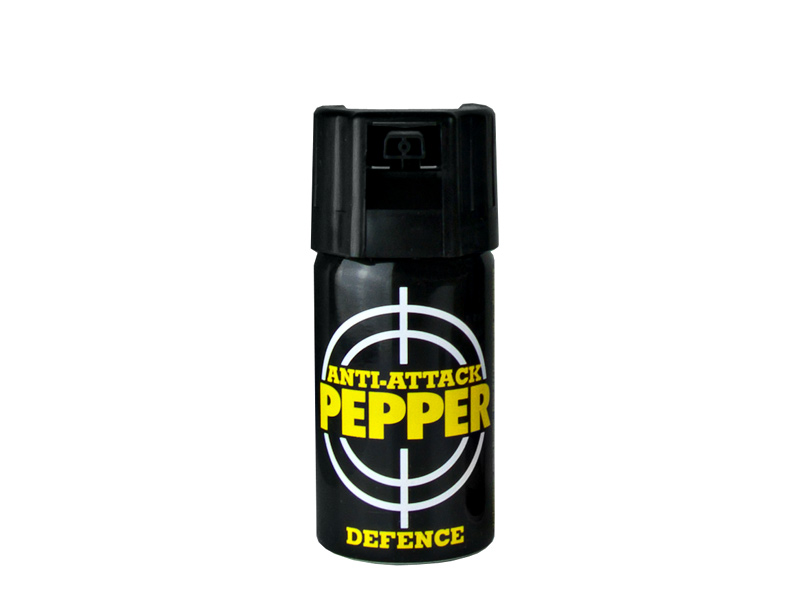 Anti Attack Pfefferspray, Inhalt 40 ml