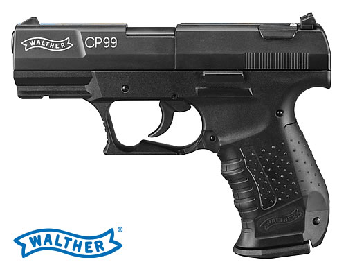 Walther CO2 Pistole CP99 schwarz (P18)