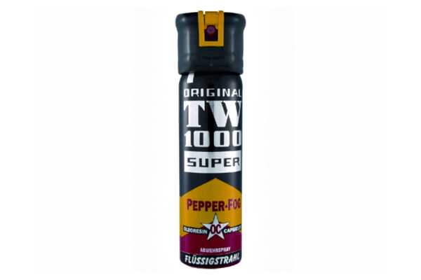 Pfefferspray TW1000 Super, Pepper Fog, Inhalt 75 ml