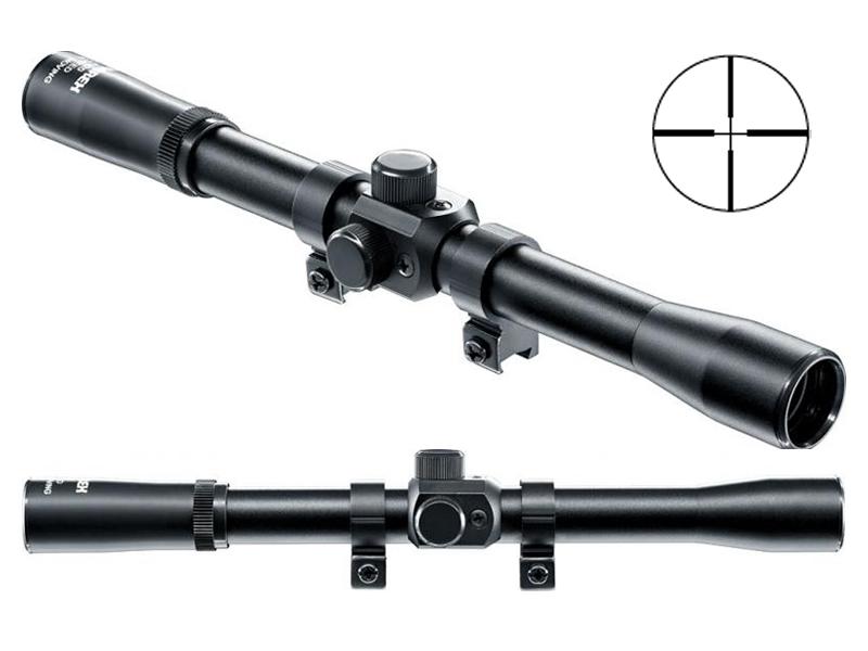 Luftgewehr zielfernrohr umarex absehen inkl mm mon