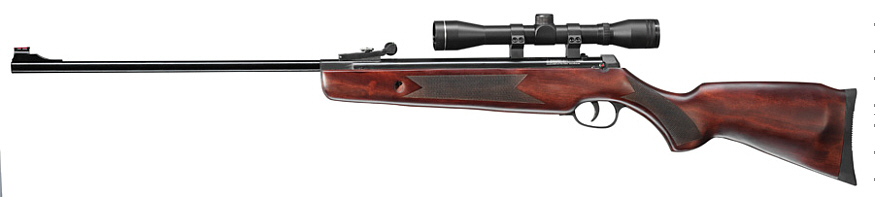 Luftgewehr-Set HÄMMERLI Hunter-Force 600 (P18)