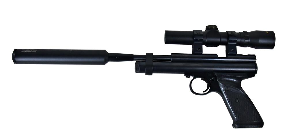 komplettset co2 luftpistole von crosman modell 2240 mit stahlg. Black Bedroom Furniture Sets. Home Design Ideas