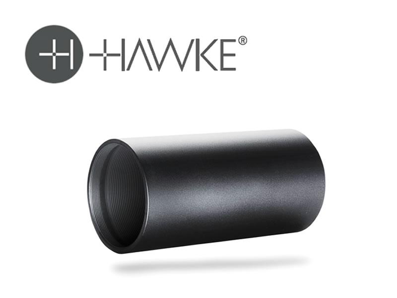 Hawke sonnenblende für zielfernrohre mit mm objektiv ausse