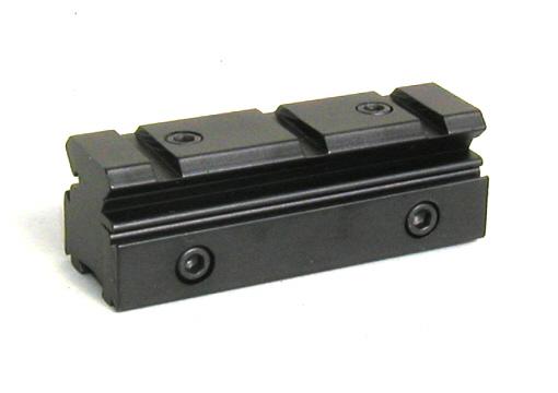 Adaptermontageblock 11mm Auf Weaver