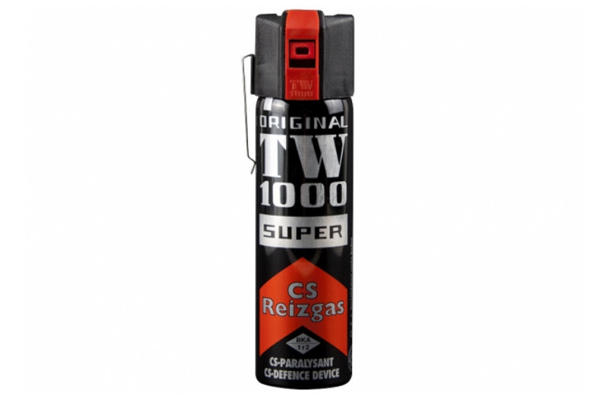KO Spray, CS Abwehrspray TW 1000 Super, Inhalt 75 ml