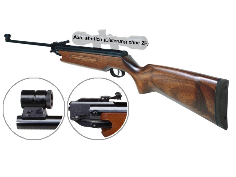 Luftgewehr weihrauch hw 35 standard knicklauf matchabzug ka