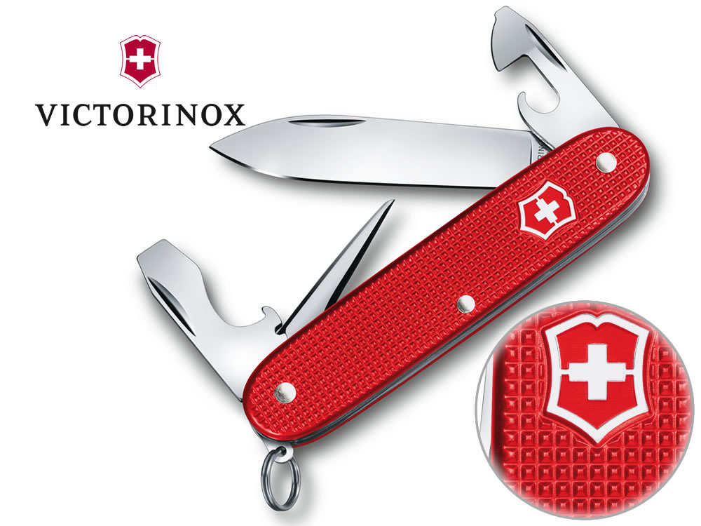 victorinox taschenmesser pioneer limitided edition alox 8 fu. Black Bedroom Furniture Sets. Home Design Ideas