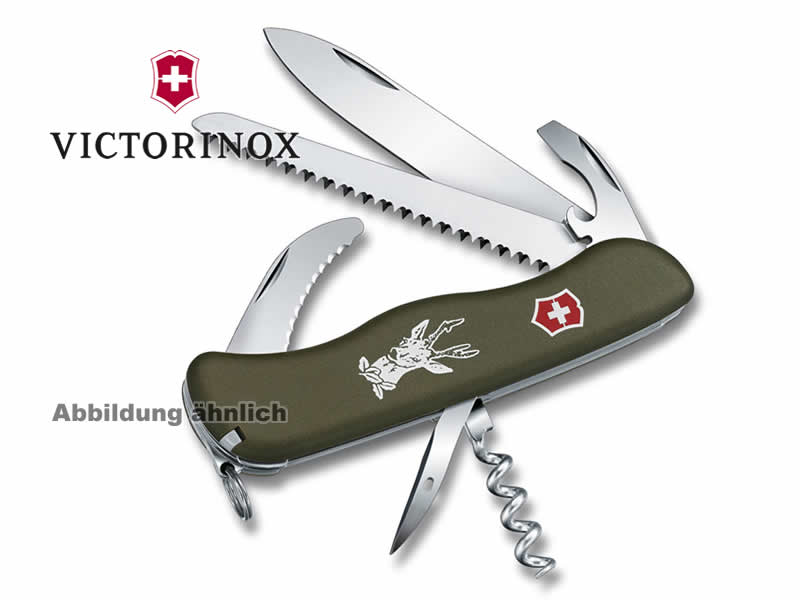 victorinox jagd messer hunter od 111 mm 13 funktionen schwe. Black Bedroom Furniture Sets. Home Design Ideas