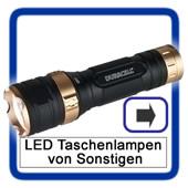 Hunting Sl-2544 Led Zoom Taschenlampe