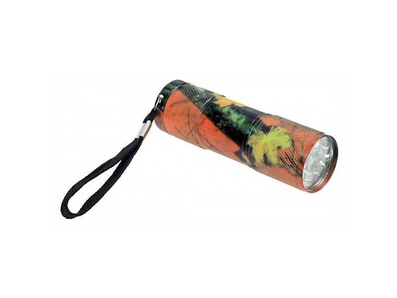 LED Taschenlampe Dörr CL-9 camo-orange