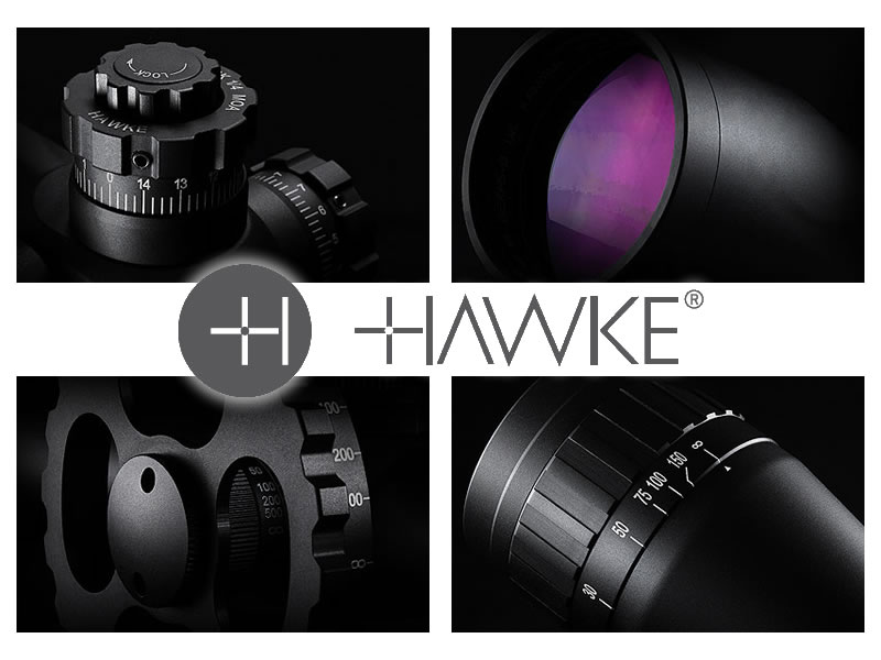 Hawke zielfernrohr test: hawke zielfernrohr airmax ao amx absehen