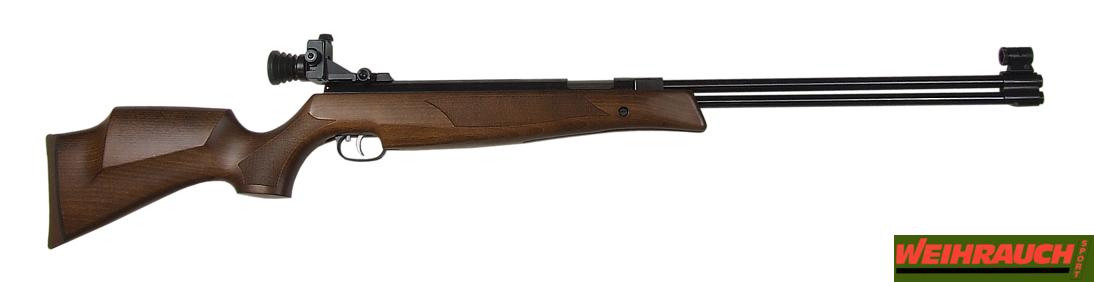 Choix d'une carabine pour débuter le  tir Luftgewehr_hw77_diopter