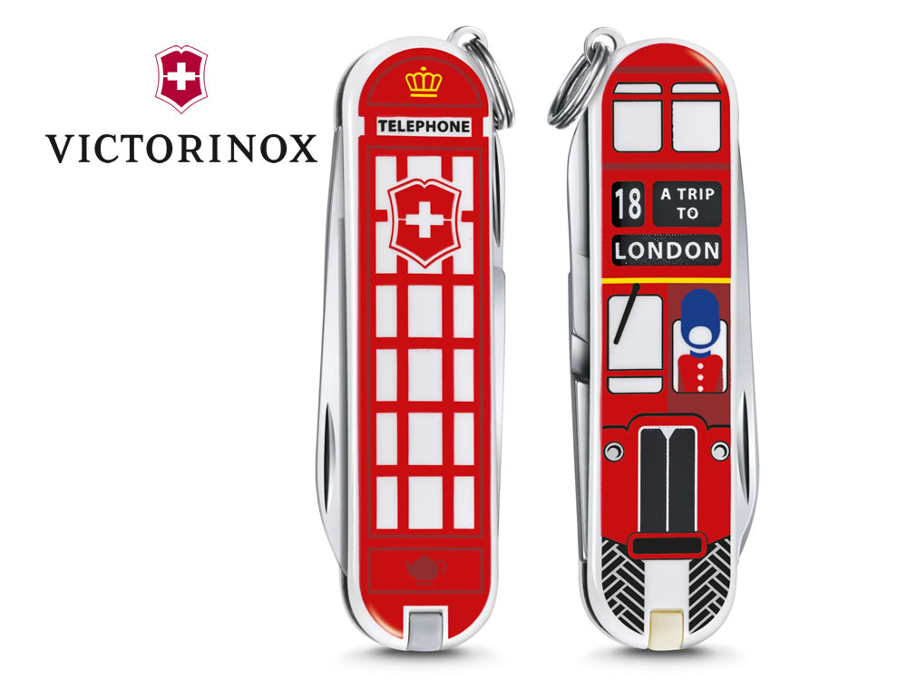 victorinox taschenmesser london limitided edition world place. Black Bedroom Furniture Sets. Home Design Ideas