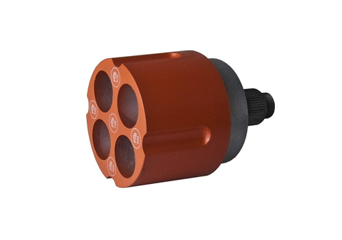 Multishooter 4-fach mit Adapter 03 (P18)