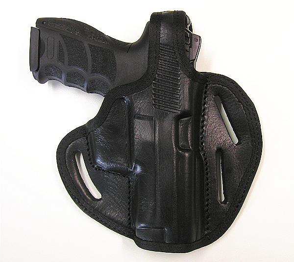 Formrholster Schnellziehholster Rechts Für HK P30 Schwarz