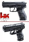 Softair Pistole Heckler Koch P30 Federdruck Kaliber 6 mm BB (FREI)