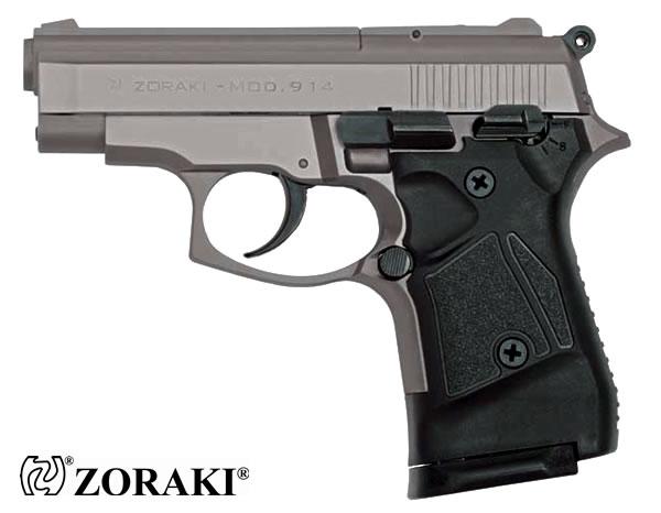 gaspistole signalpistole zoraki modell 914 titan kaliber. Black Bedroom Furniture Sets. Home Design Ideas